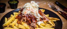 Dine restaurant thebird burger fries events2 cologne