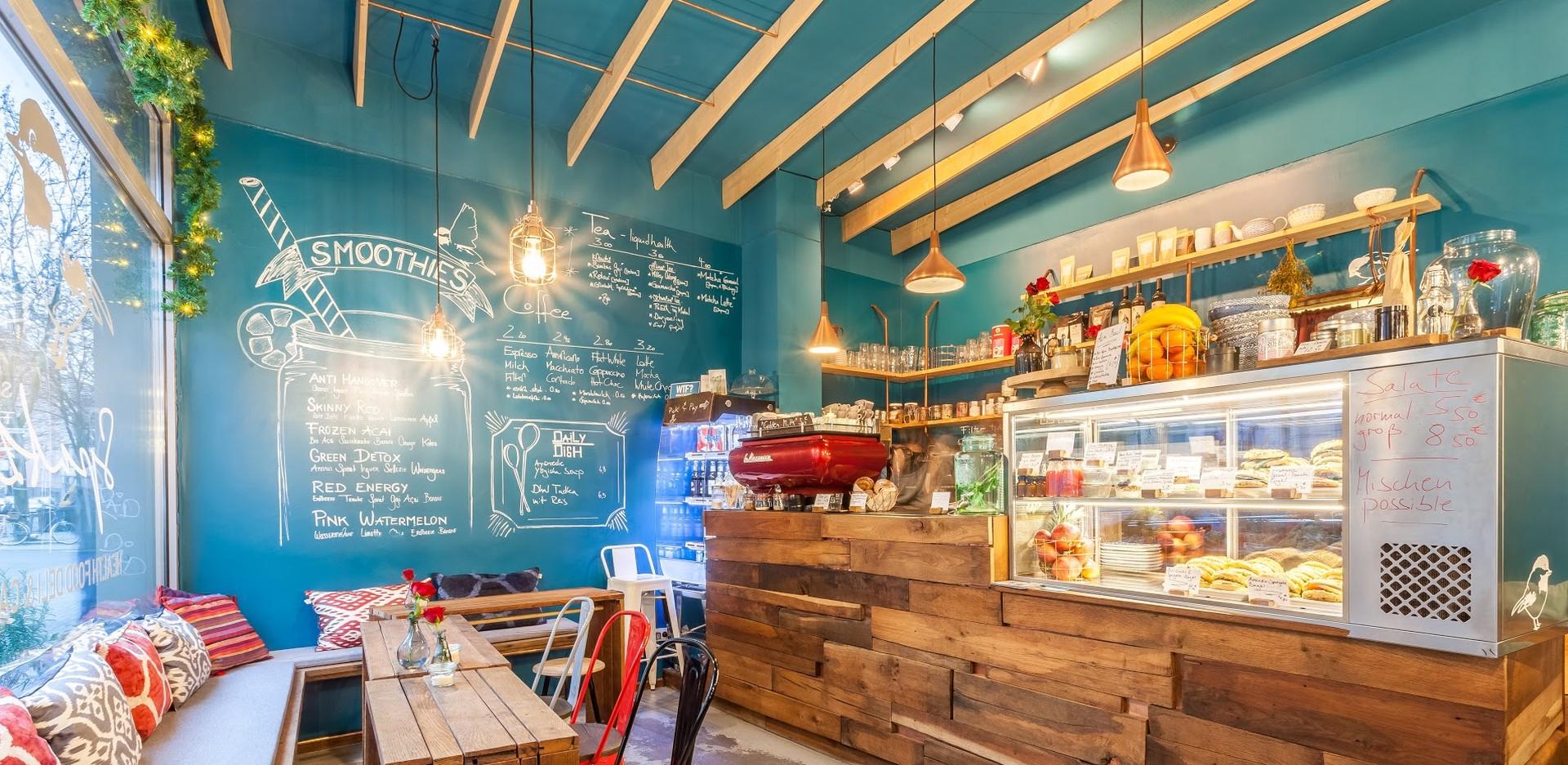 Cafe Spatz Köln